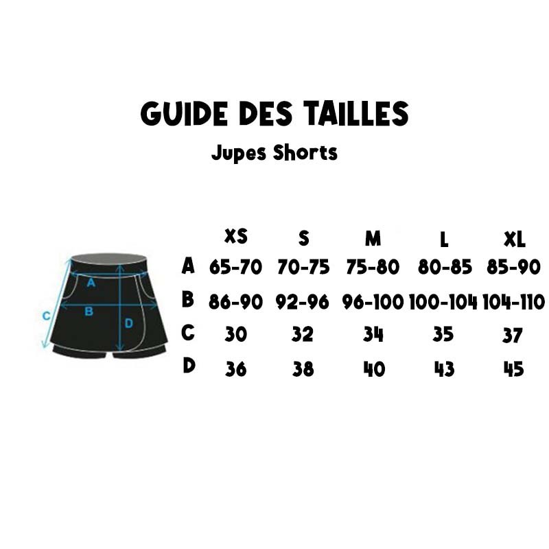 jupe short sport canin chien chiot agility canicross caniVTT frisbee avec poches