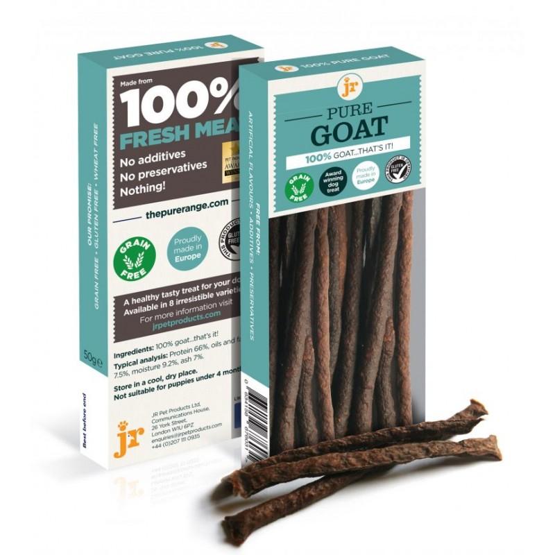 Friandise chèvre 100%naturelle d'entrainement pour chien