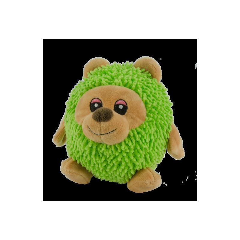 jouet ourson qui couine pour chiot  chien