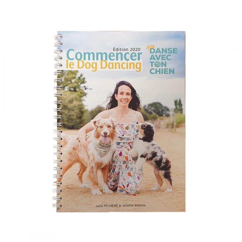 Livre apprendre le dog dancing danser avec son chien education canine positive