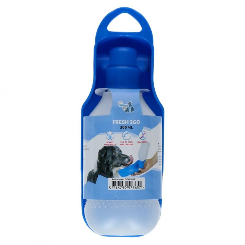 bouteille gamelle eau randonnée voyage chien chiot