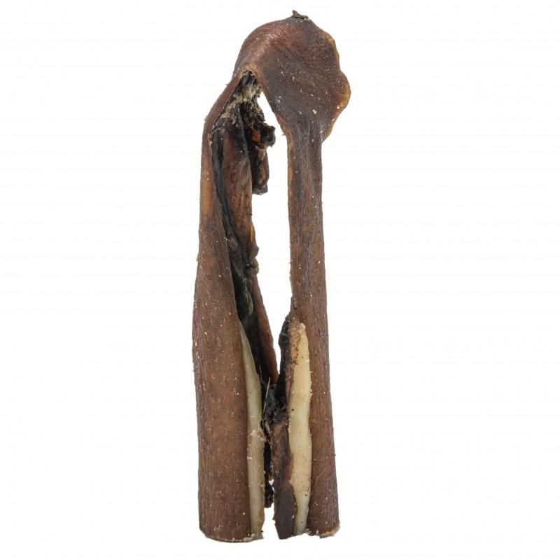 Peaux de sanglier 50cm a macher pour chien chiot friandise naturelle mastication